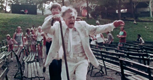 Shudder drops eerie trailer for George A. Romero's lost 1973 movie 'The Amusement Park'