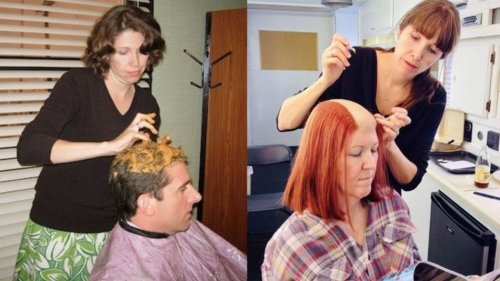 'The Office' hairstylist Kim Ferry shares stories from her 'best job ever'