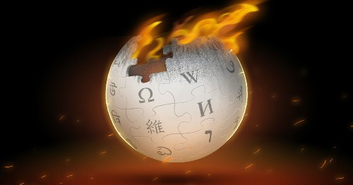 The guardians of Wikipedia's climate change page