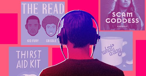 12 excellent podcasts with black hosts for pop culture, politics, or history fans