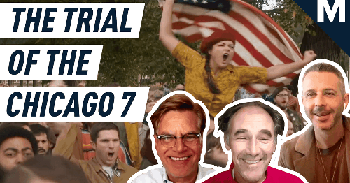 The chilling relevance of 'The Trial of the Chicago 7'