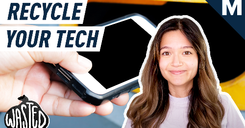 How to recycle your old tech devices