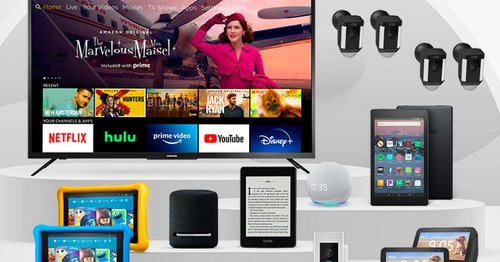 Enter to win $5,000 in Amazon smart home and entertainment gear