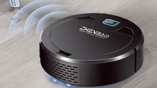 Snag a basic robot vacuum for nearly 70% off