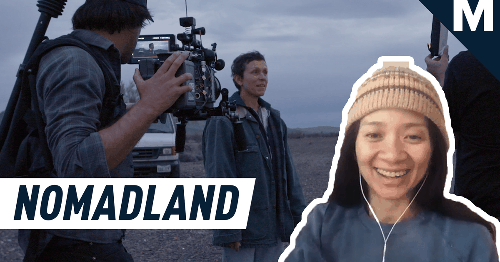How 'Nomadland' filmmaker Chloé Zhao made a fictional story feel authentic