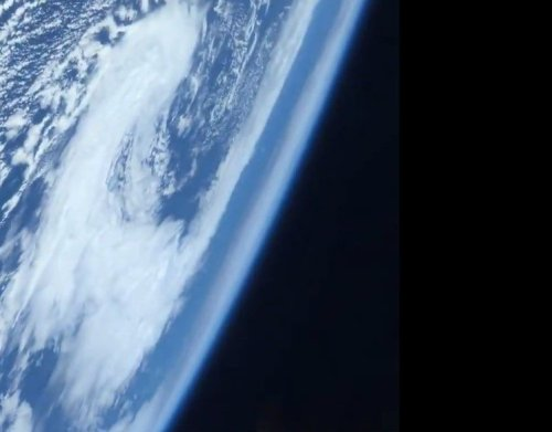 Amazed Astronaut In SpaceX Capsule Shoots Video Of Our Planet