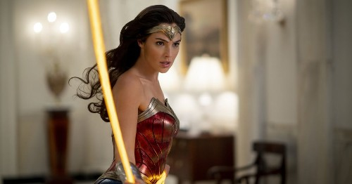 'Wonder Woman 1984' gives the gift of grace and compassion to a desperate world