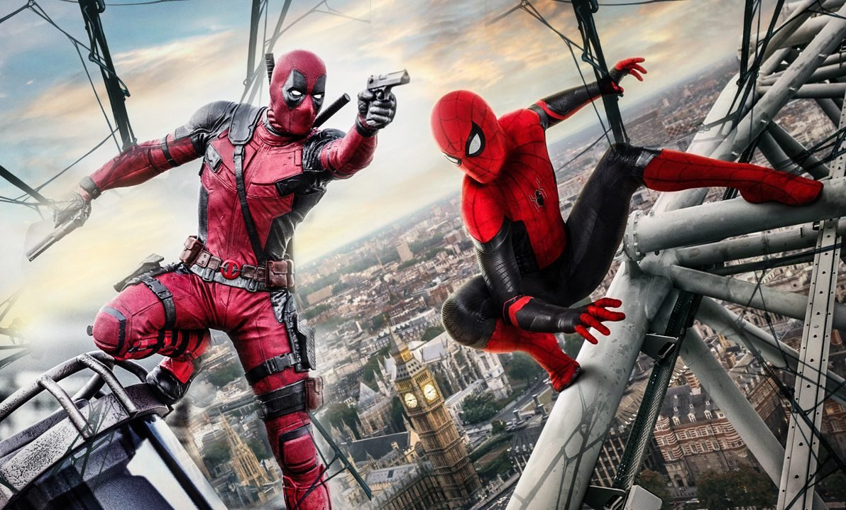 Spider-Man And Deadpool Team-Up Movie Happening