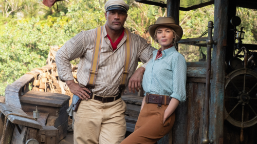 'Jungle Cruise' sees Emily Blunt and Dwayne Johnson shine: Review