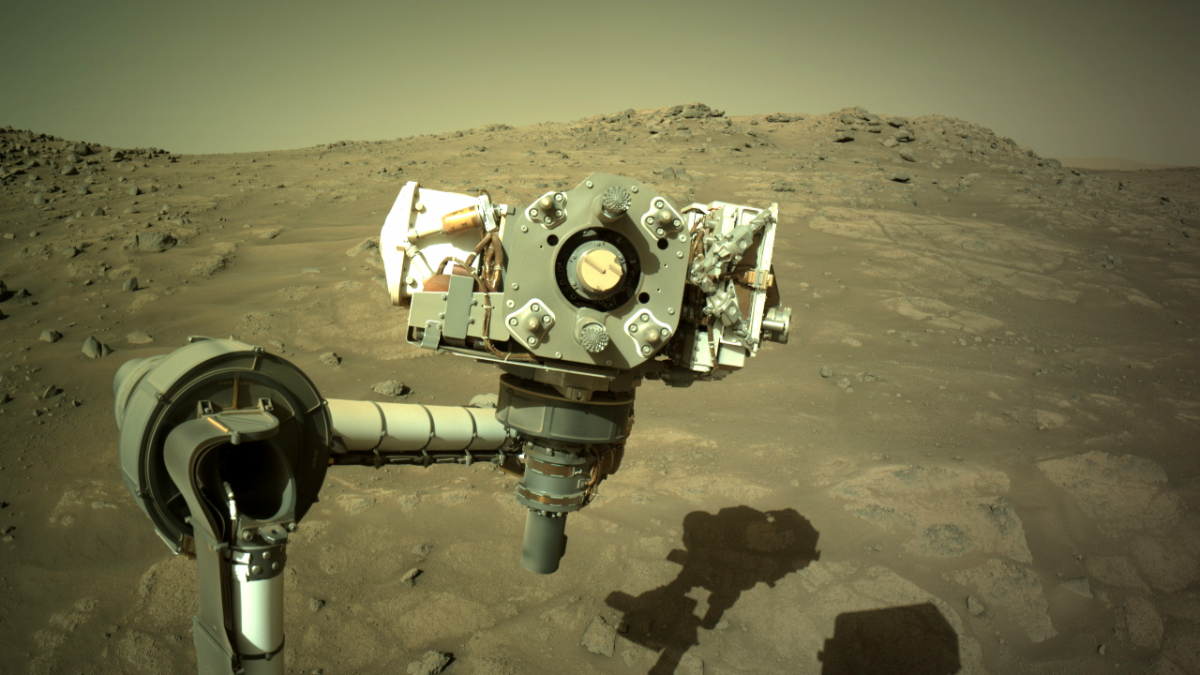 NASA's Perseverance Mars rover to collect samples meant for Earth