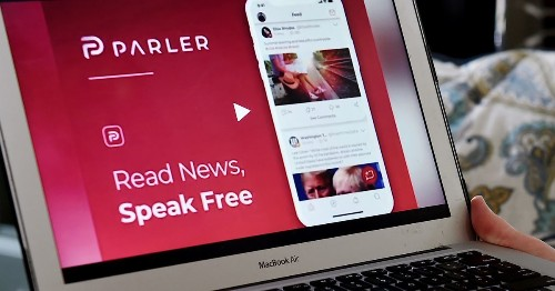 Google bans, Apple suspends Parler from app stores