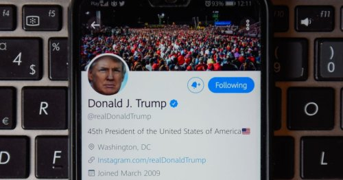 Twitter won't even host Trump's tweets for the National Archive
