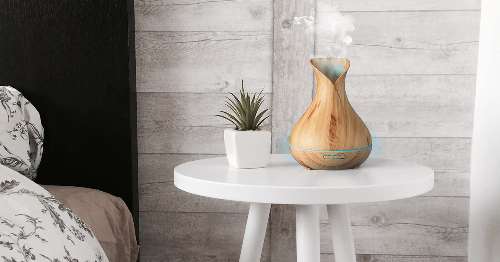 A WiFi essential oil diffuser is the smart home gadget you didn't know you needed
