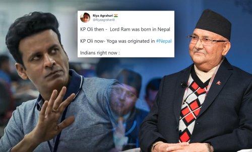 """Yoga Originated In Nepal, Not India"" Says Nepal PM KP Sharma Oli; Twitter Schools Him Via Memes"