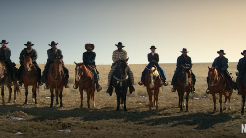 Idris Elba is the criminal outlaw in Netflix's Western 'The Harder They Fall'
