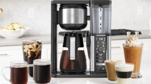 Best coffee maker deal: The Ninja Specialty Coffee Maker is $40 off
