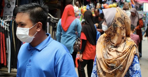 New COVID-19 mutations have been detected in Malaysia and Singapore