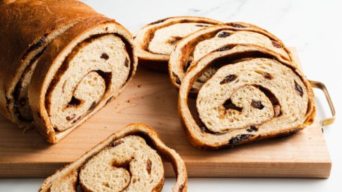 This Might Be The Best Cinnamon Raisin Bread You'll Ever Have
