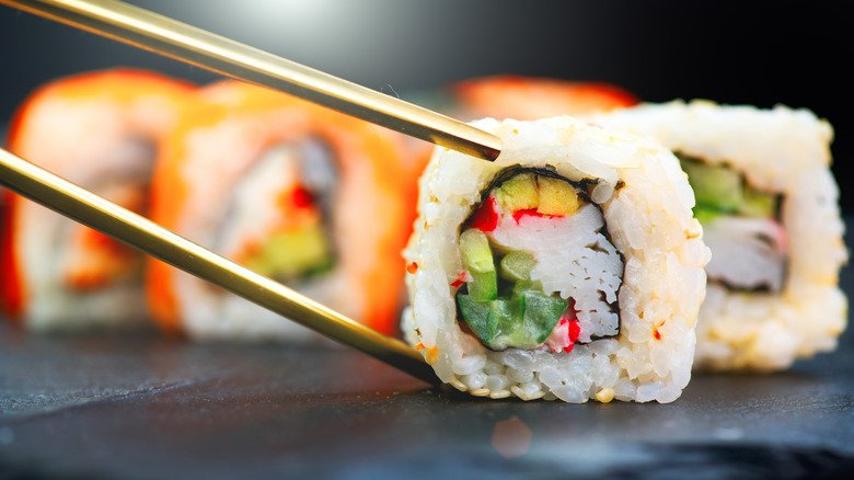 Things You Should Never Order From A Sushi Restaurant