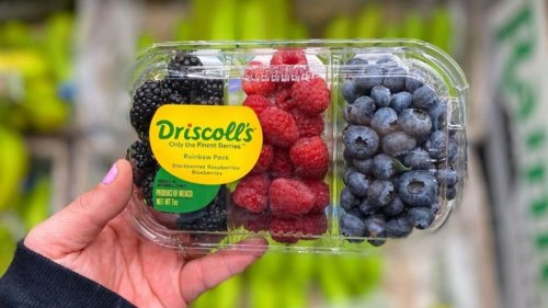 Aldi Shoppers Are Losing It Over This 'Rainbow' Berry Pack