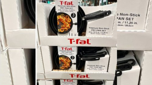 This Frying Pan Set At Costco Is A Total Steal