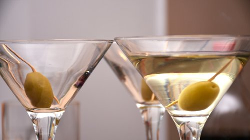 Here's How The Dirty Martini Got Its Name