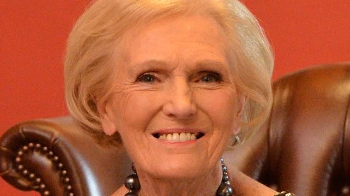The Mary Berry Recipe Rule You Should Never Break