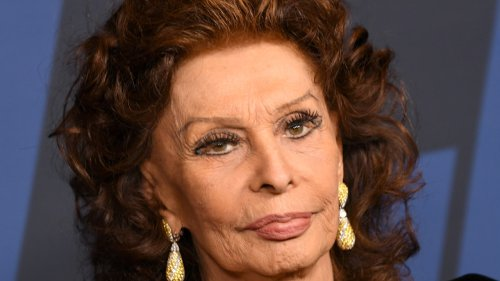 Sophia Loren Just Opened Her Own Pizza Chain