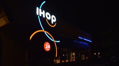 The Reason You Shouldn't Order IHOP Tilapia