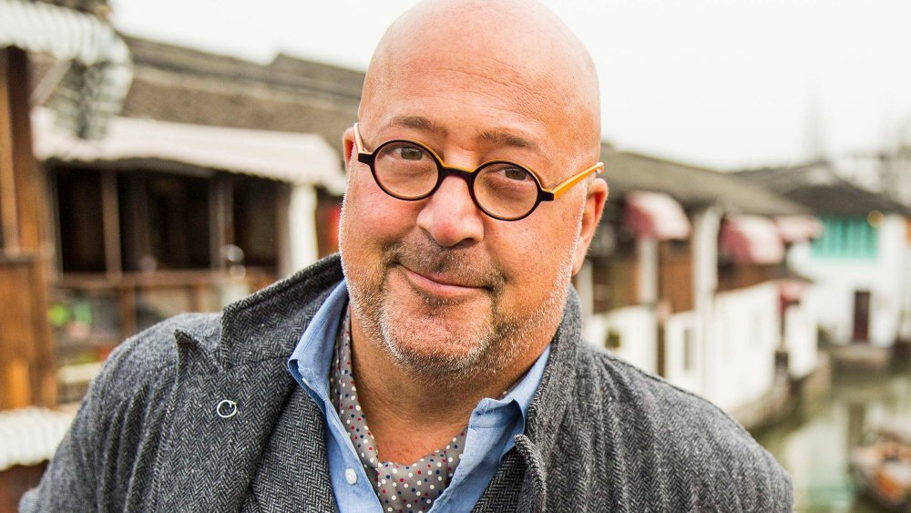 The Absolute Worst Things Andrew Zimmern Has Eaten On Bizarre Foods