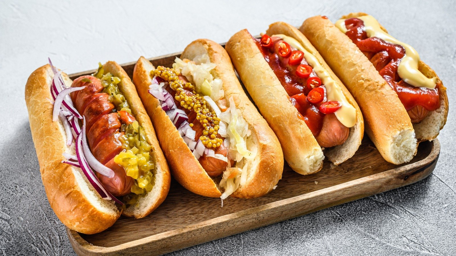 Here's Best Place To Get A Hot Dog In Every State
