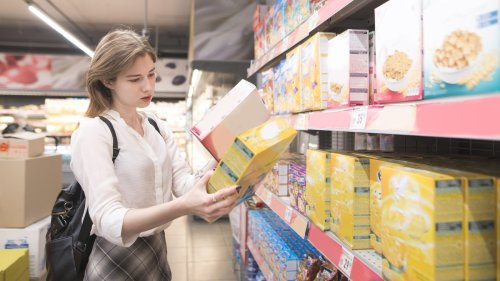 Mistakes Everyone Makes When Trying To Read Food Labels