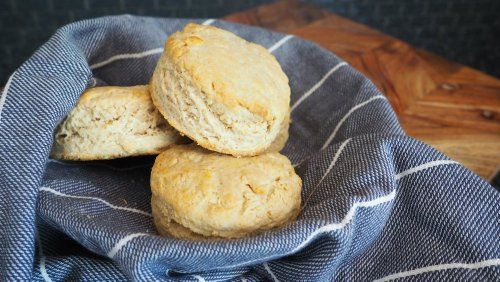 3-Ingredient Biscuits Everyone Will Love