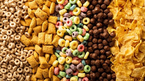 The Most Popular Cereals Ranked From Worst To First