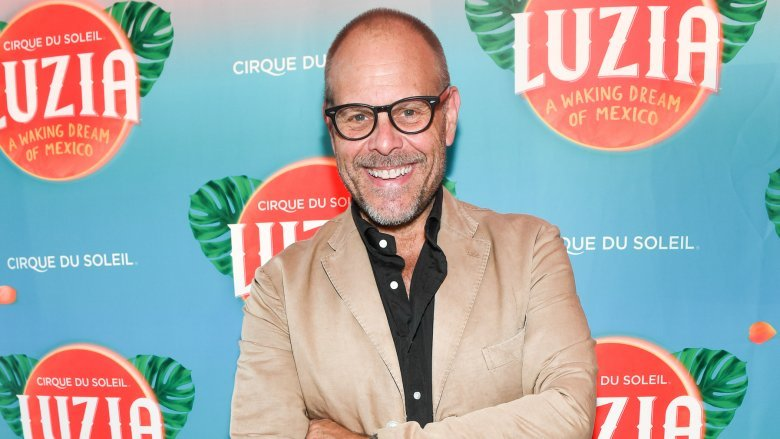 What Alton Brown Really Eats May Surprise You