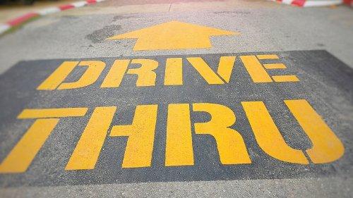 Never Do This When You Go Through A Drive-Thru