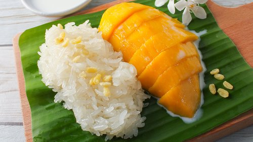 The Real Difference Between White Rice And Sticky Rice