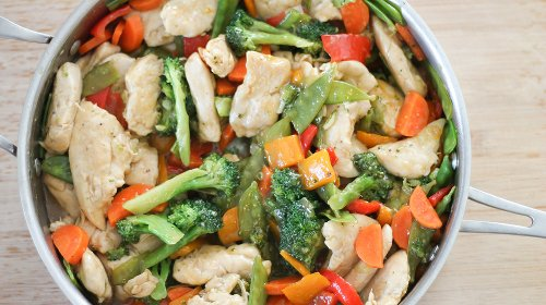 The Chicken Stir Fry You Need To Try Tonight