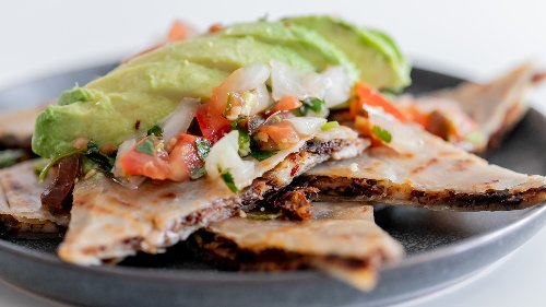 The Only Quesadilla Recipe You'll Ever Need