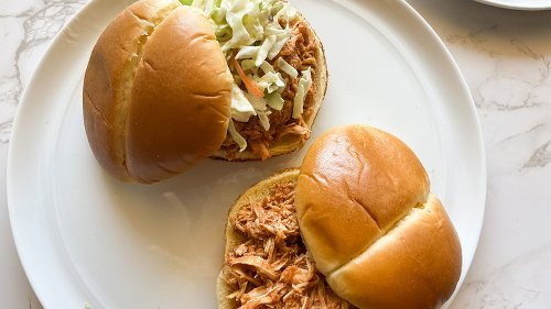 Mashed Recipe: Slow Cooker BBQ Chicken Recipe Your Guests Will Be Asking About