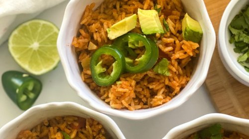 Instant Pot Spanish Rice The Whole Family Will Love