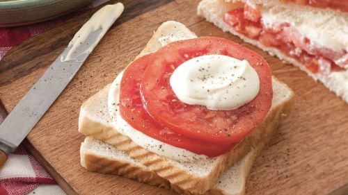 Here's What Makes Southern Tomato Sandwiches Unique
