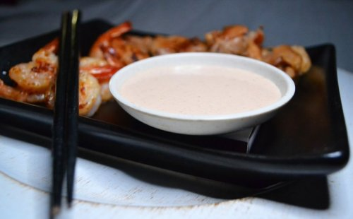 Yum Yum Sauce That Pairs Perfectly With Everything
