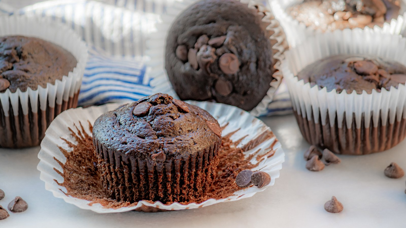 Chocolate Muffins Are The Perfect Way To Start Your Day