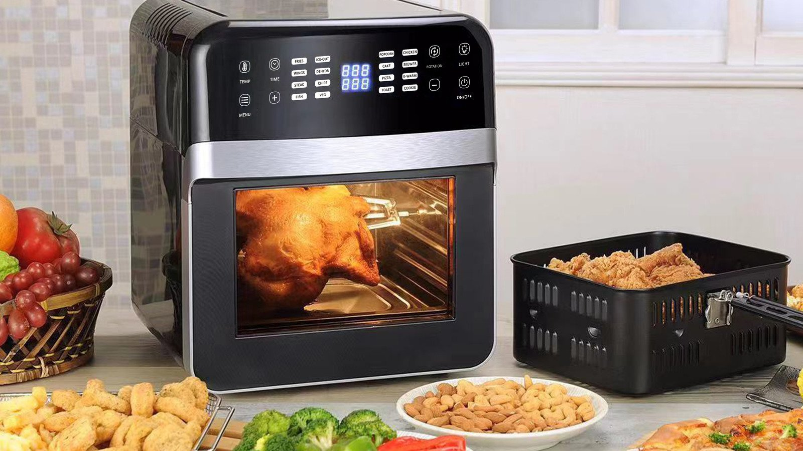 Hacks That Will Change The Way You Use Your Air Fryer