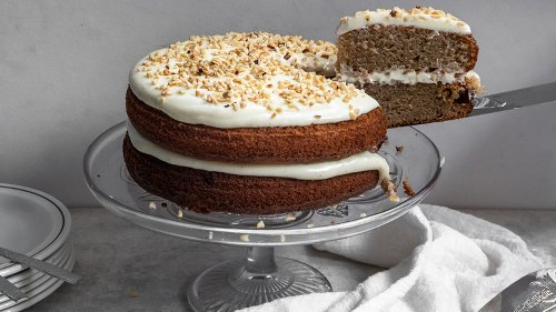 Homemade Spice Cake That's Perfect For Your Favorite Cup Of Tea