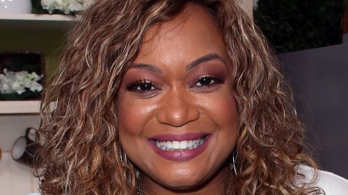 The Real Reason You Never See Sunny Anderson's Real Kitchen