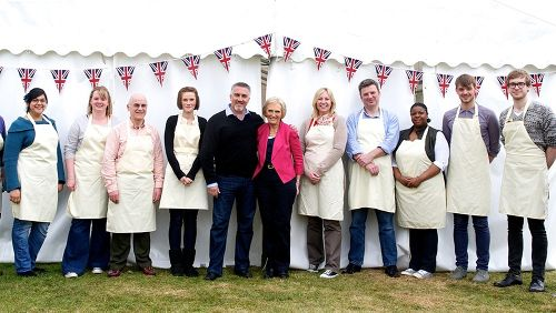 Here's how you can watch every season of The Great British Baking Show
