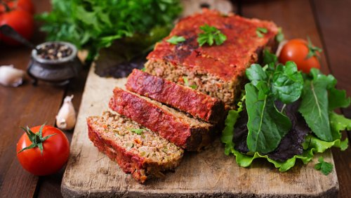 This Surprising Ingredient Substitute Can Make Meatloaf Gluten-Free