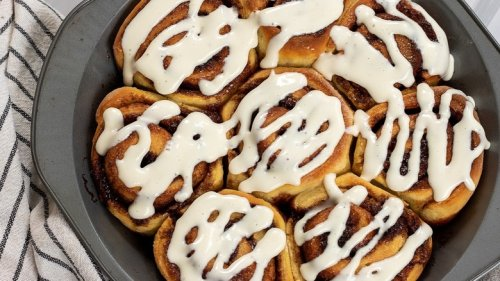 Tasty Sourdough Cinnamon Rolls Recipe Brings Some Sweetness To Breakfast Time